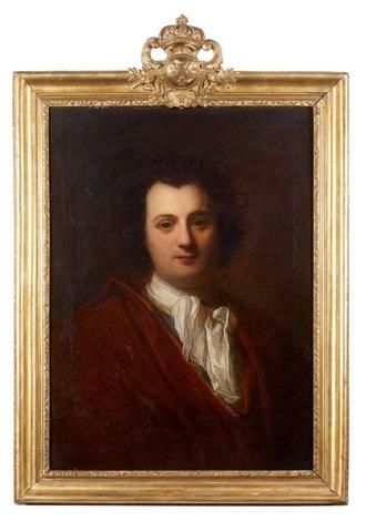 portrait dhomme by alexis grimou