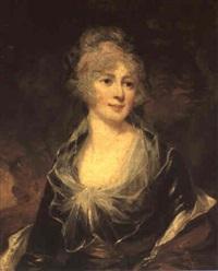 portrait of a lady by john westbrooke chandler