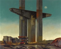 the unfinished span by rick amor