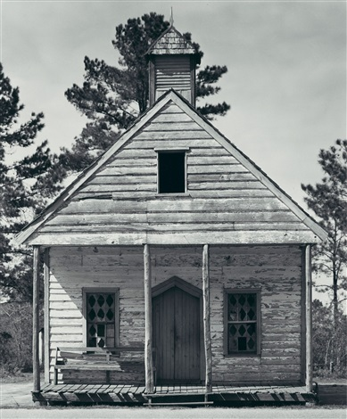 country church near beaufort sc novii from walker evans by walker evans