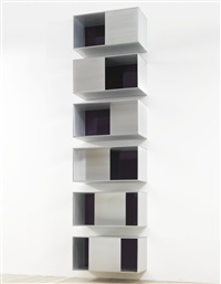 untitled (in 6 parts) by donald judd