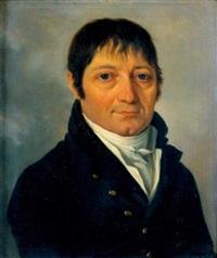 portrait du comte gaspard erasme de contades (1758-1834) by françois jean (jean françois) sablet