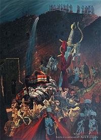 supplicant & aftermath by john f. buckley
