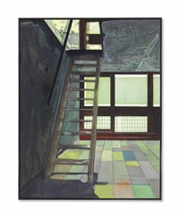 briey (interior) by peter doig