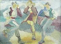 folkloric dance by ecaterina cristescu delighioz