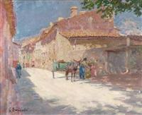 village du midi by gabriel amoretti