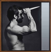 frank diaz by robert mapplethorpe