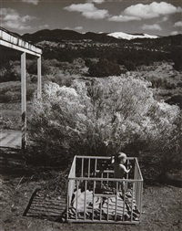 untitled from new mexico by w. eugene smith