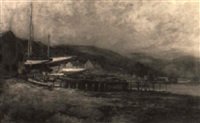 head of the holy loch by norman m. macdougall