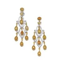 pair of earrings by michael youssoufian