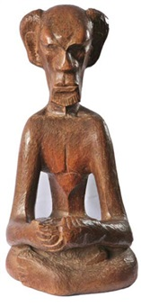 the wise man by demas nwoko