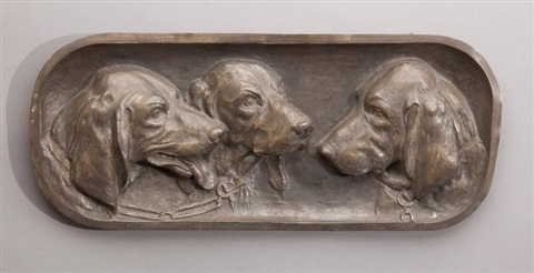 three dog heads by alexander pope