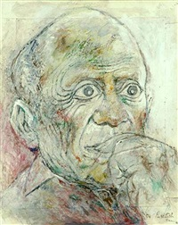 picasso by paritosh sen