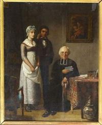 la lettre de recommandation by marguerite gérard