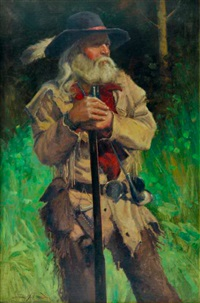 mountain man by john demott