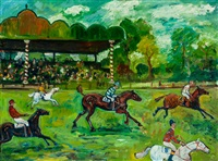 horse racing by simeon stafford