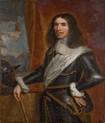 portrait dhenri de la tour dauvergne vicomte de turenne by philippe de champaigne