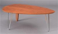 rudder table by isamu noguchi