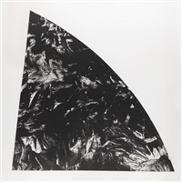 baie rouge (from saint martin series) by ellsworth kelly
