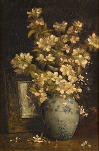 flowers by elliot daingerfield