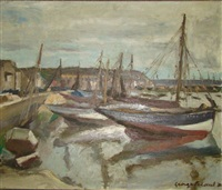 camaret sur mer by georges pacouil