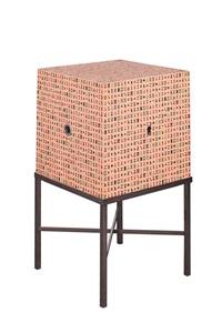 cube mah-jong by xu zhongmin