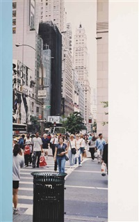 intersection nyc vii by ian wallace