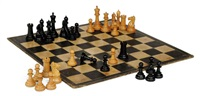 chess set by jaques and son