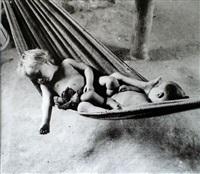 enfants au hamac by raul corrales