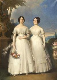 deux soeurs by raymond rené aiffre