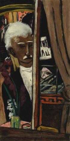 claridge ii by max beckmann