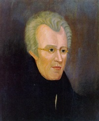 andrew jackson by ralph eleaser whiteside earl