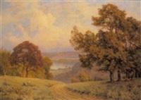 paysage by lucien simonnet