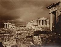 athènes. sur l'acropole by nelly (elli seraidari)