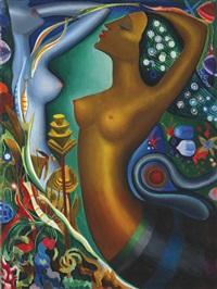 sirens (the serene) by joseph stella