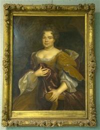 portrait de femme by rigaud