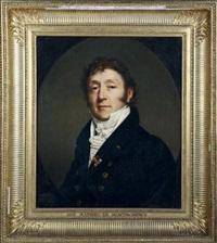 le duc mathieu de montmorency by alexandre-francois caminade
