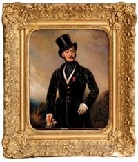 le comte de montaigu by françois gabriel guillaume lépaulle