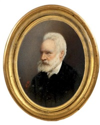 victor hugo by emile robert