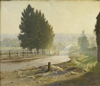western road by lloyd frederic rees