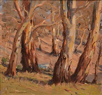 gums at evening by james ranalph jackson