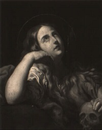 the penitent magdalen by johann liss