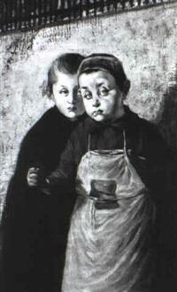 junge und madchen by franz obermüller