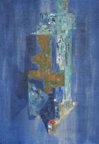 bleu by joseph lacasse