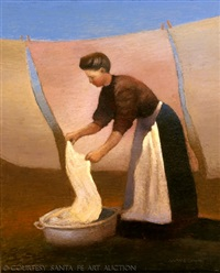 wash day by gary ernest smith
