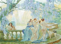 a classical idyll by paul jean gervais