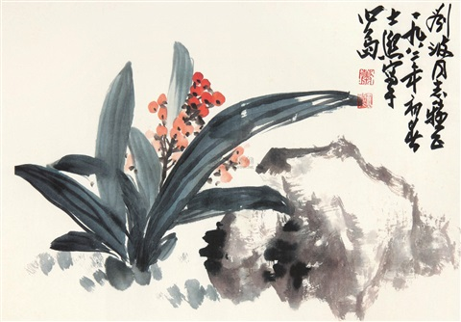 花卉 by xiao shixi