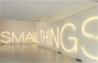 work no. 275 - small things by martin creed