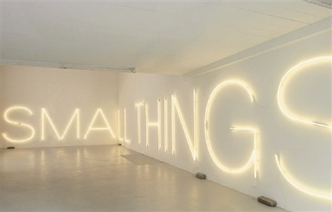 work no 275 small things by martin creed