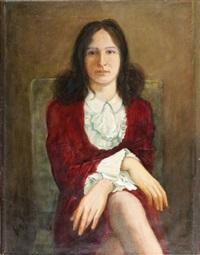 portret kobiety by zdzislaw pabisiak